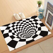 Two Tone Floor Mat