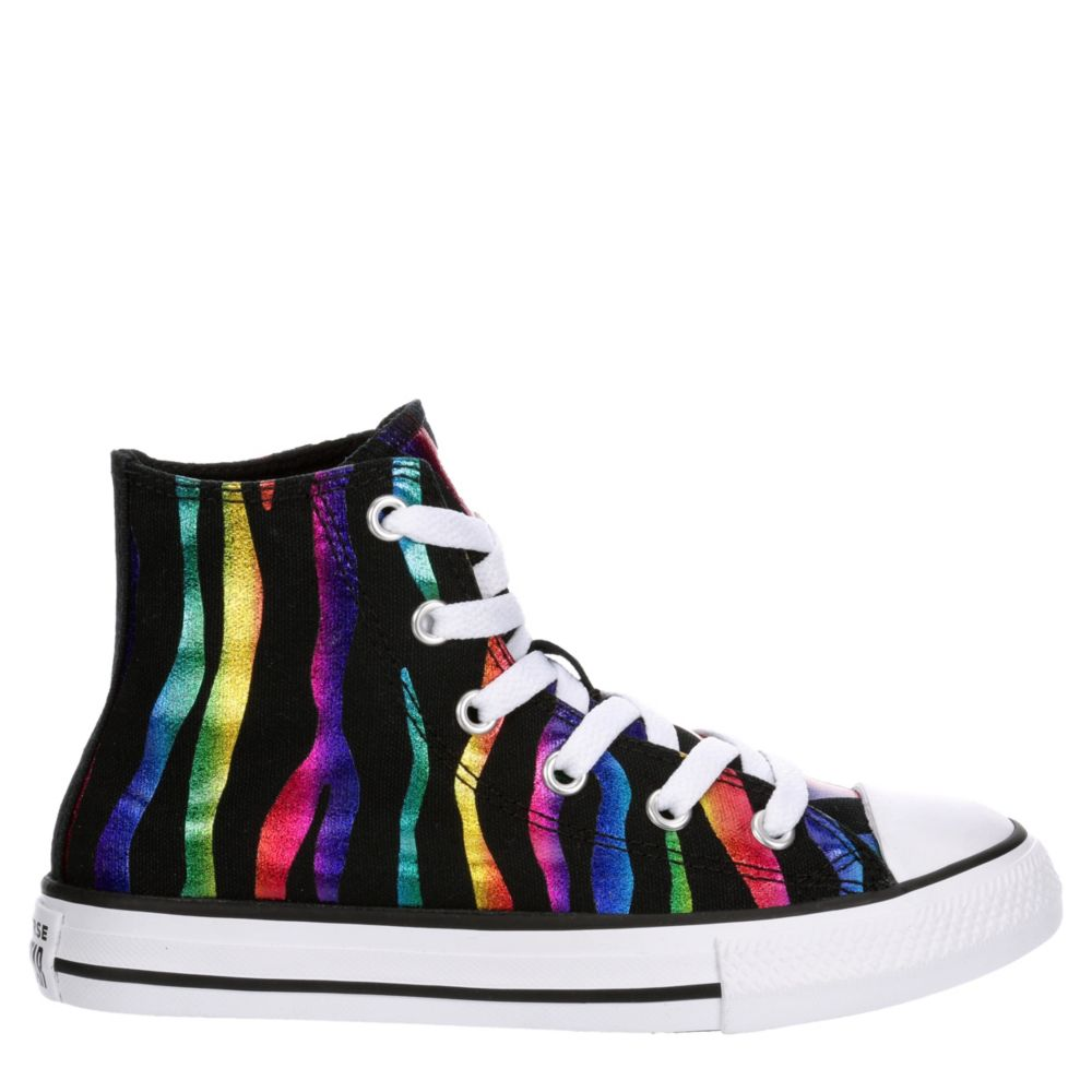 Converse Girls Chuck Taylor All-Star High-Top Shoes Sneakers