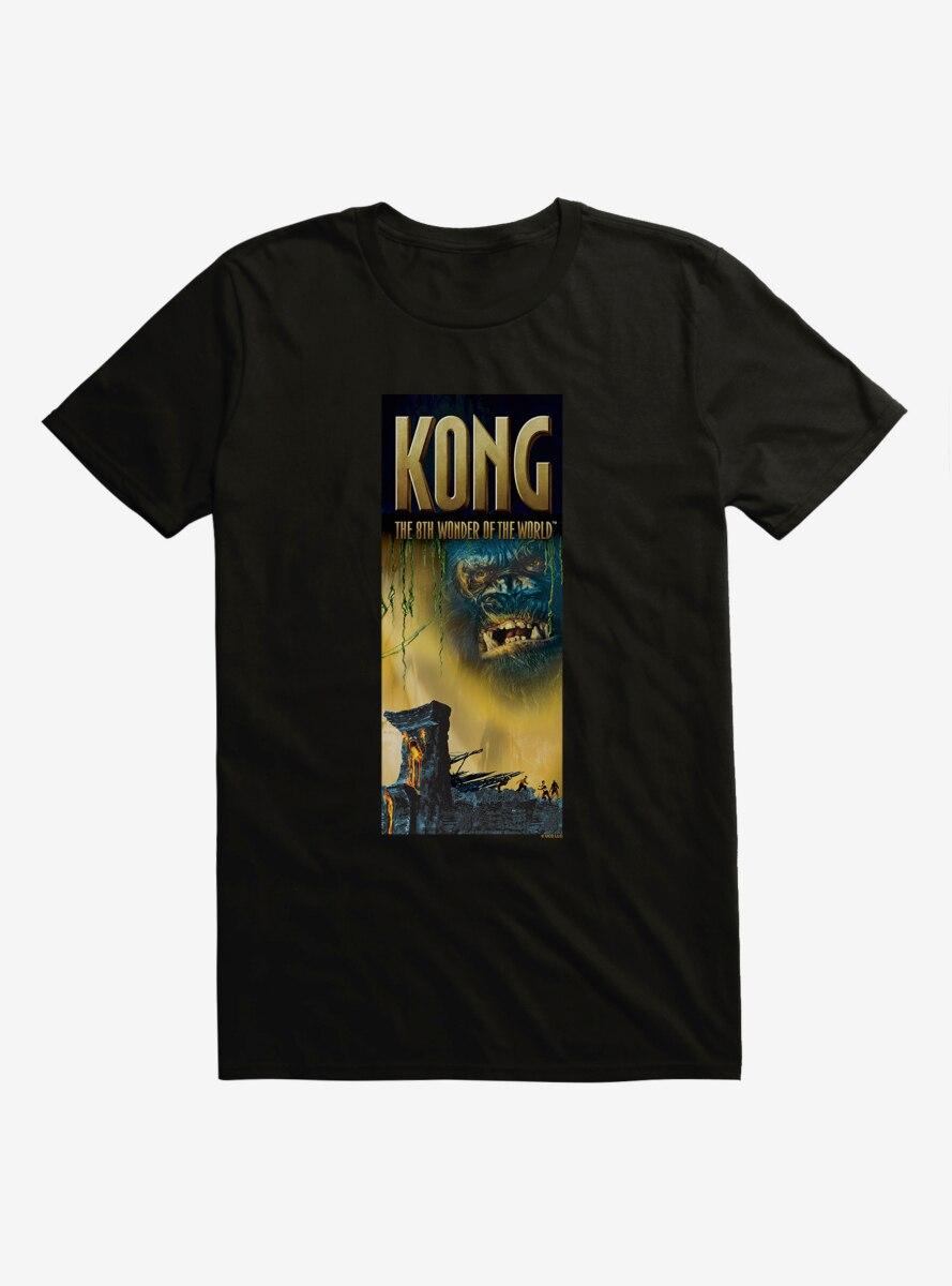 King Kong Close Up T-Shirt