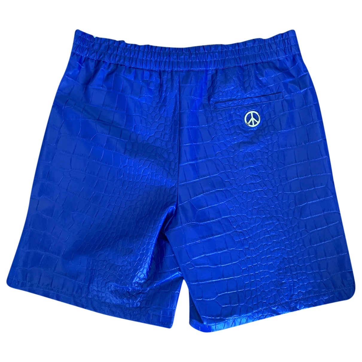 Moschino Love \N Shorts Blau