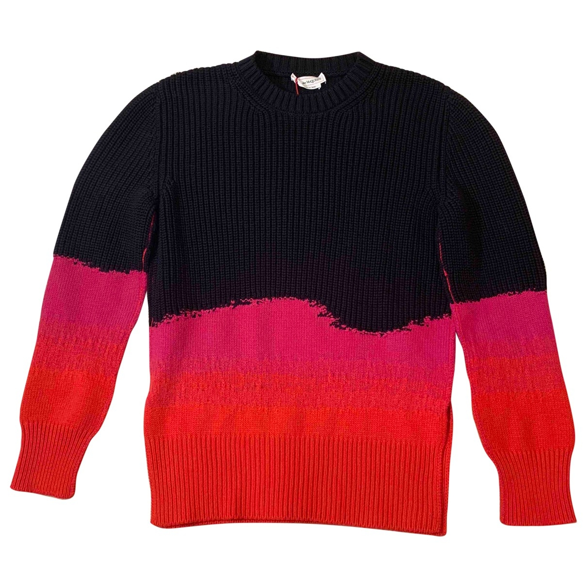 Alexander Mcqueen \N Multicolour Cotton Knitwear & Sweatshirts for Men S International