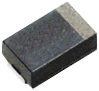 Panasonic 47μF Polymer Capacitor 10V dc, Surface Mount - EEFCS1A470R (5)