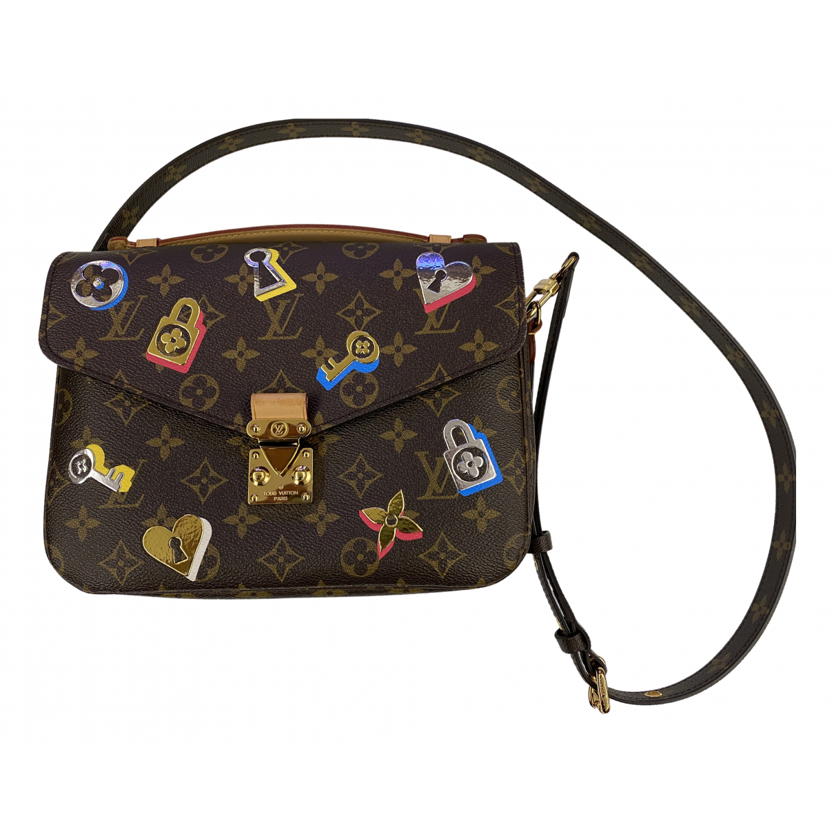 Louis Vuitton Metis Cloth handbag for Women N