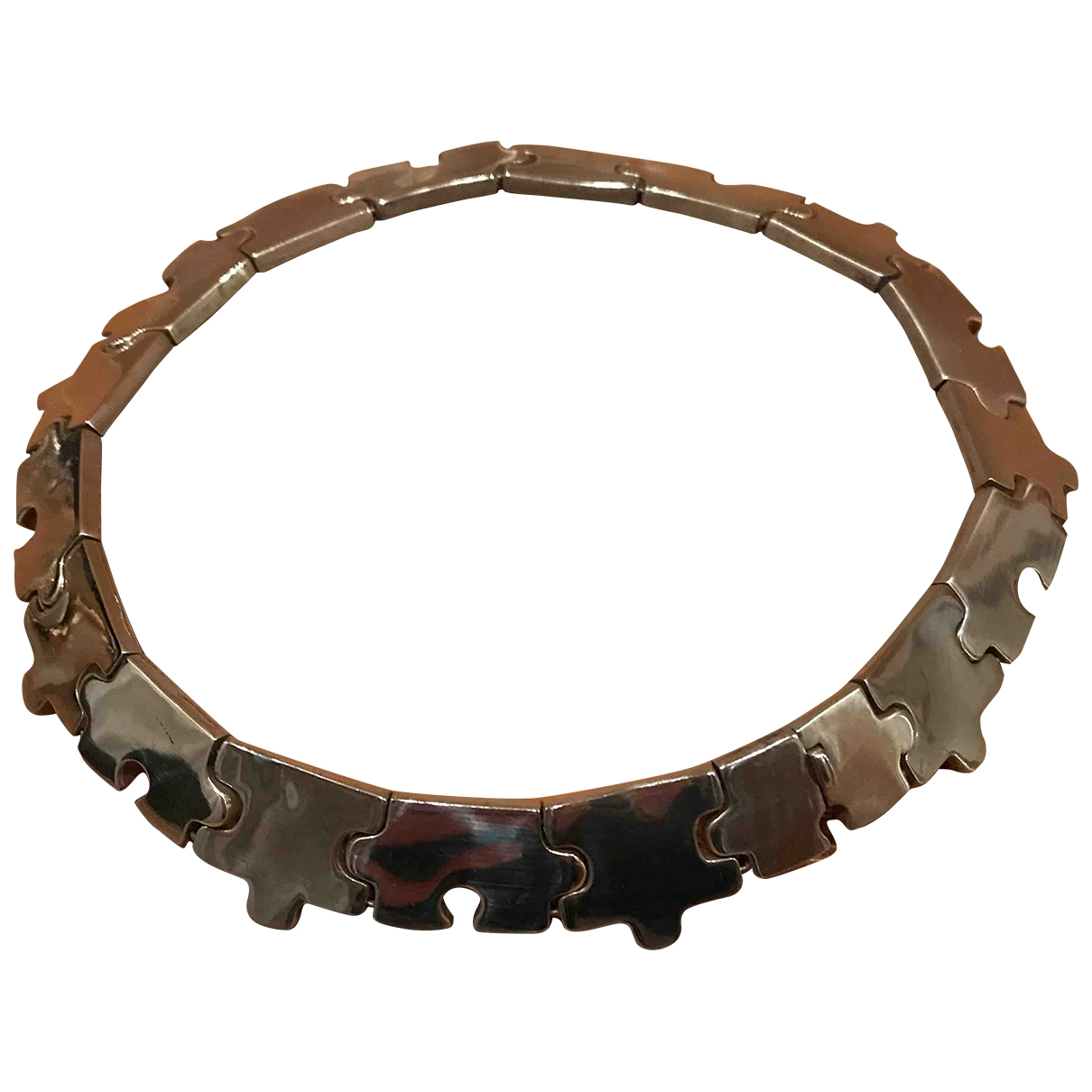 Collar de Plata Non Signe / Unsigned