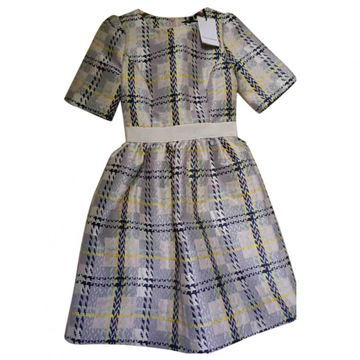 Tara Jarmon \N Kleid in  Bunt Polyester