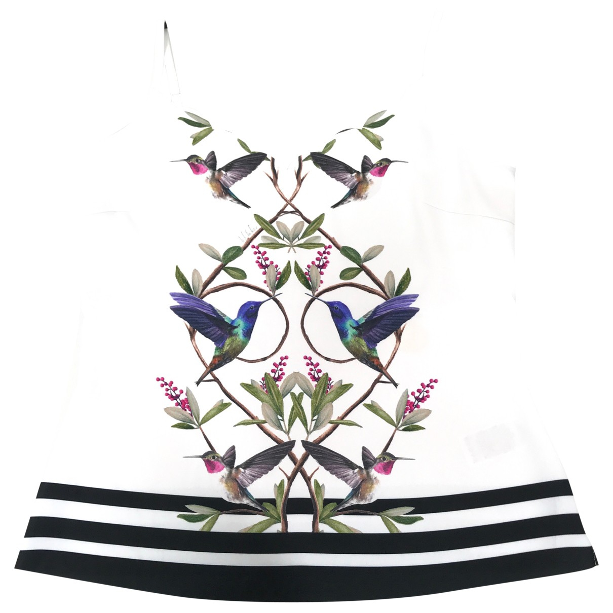 Ted Baker - Top   pour femme - blanc