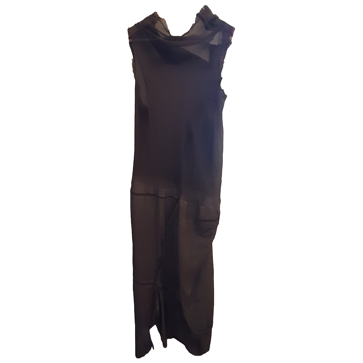 Comme Des Garcons N Silk dress for Women 42 IT