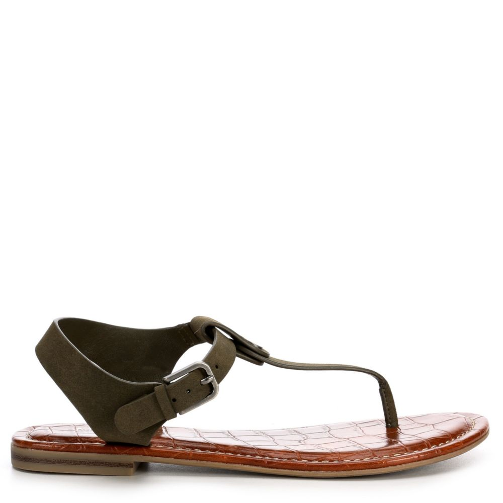 Michael By Shannon Womens Cristina Flat Sandal
