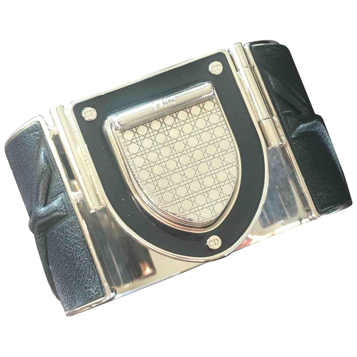 Dior \N Armband in  Schwarz Metall