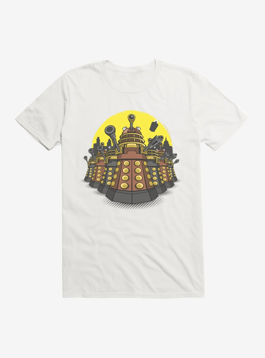 Doctor Who Army Of Daleks T-Shirt