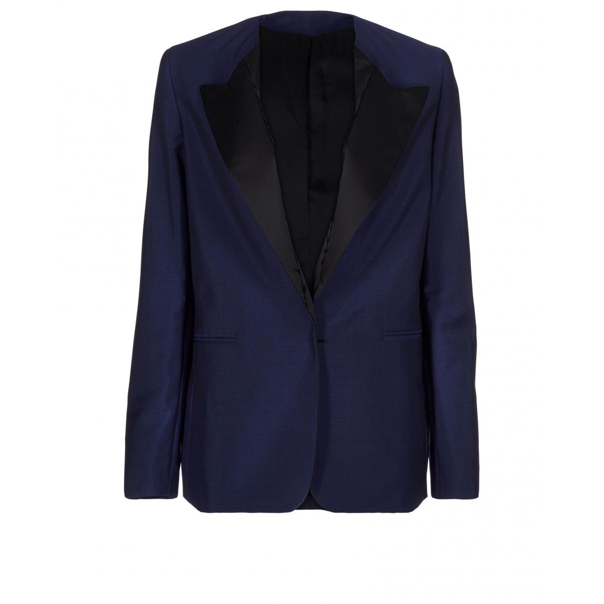 Acne Studios N Blue Wool jacket for Women 10 UK