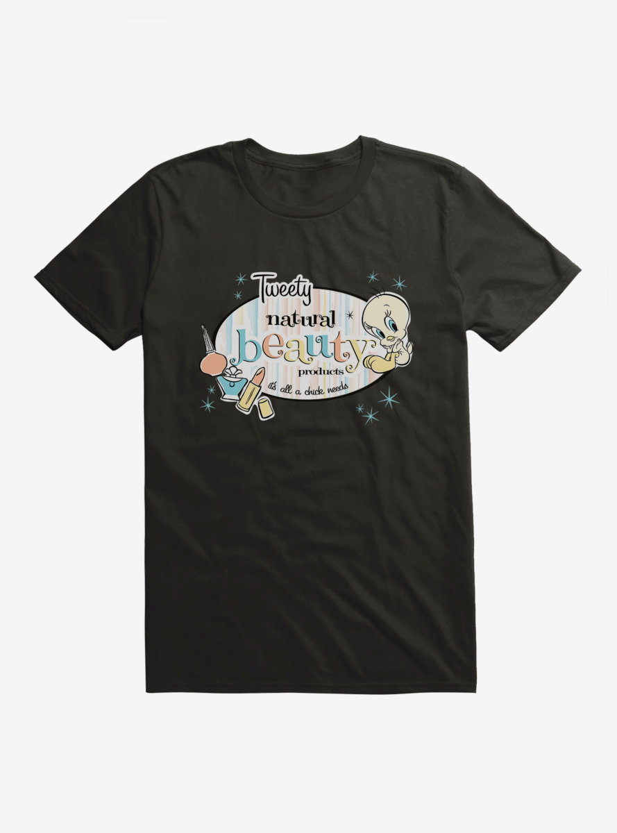Looney Tunes Summer Fun Natural Beauty T-Shirt