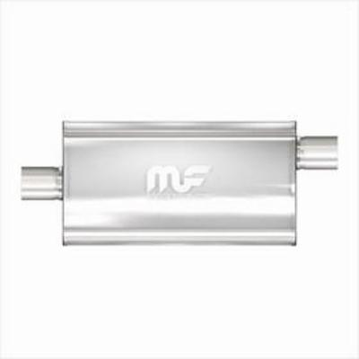 MagnaFlow Polished Stainless Steel Muffler - 14589