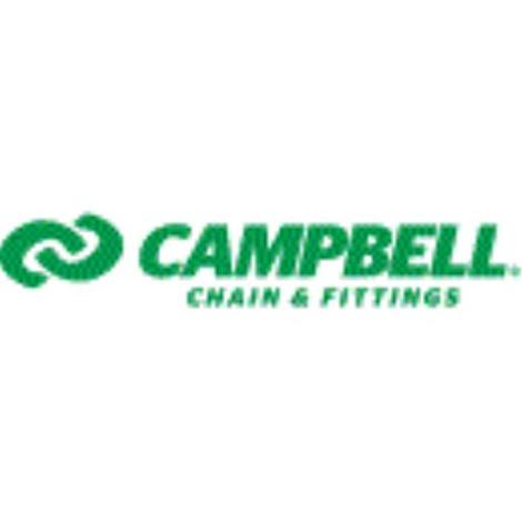 Campbell Cam-Alloy Chain, 1/2 In. Grade 100, 10 Ft. Per Square Pail