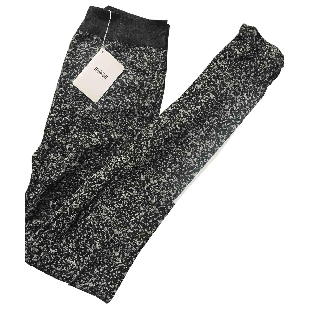 Wolford \N Black Spandex Trousers for Women M International