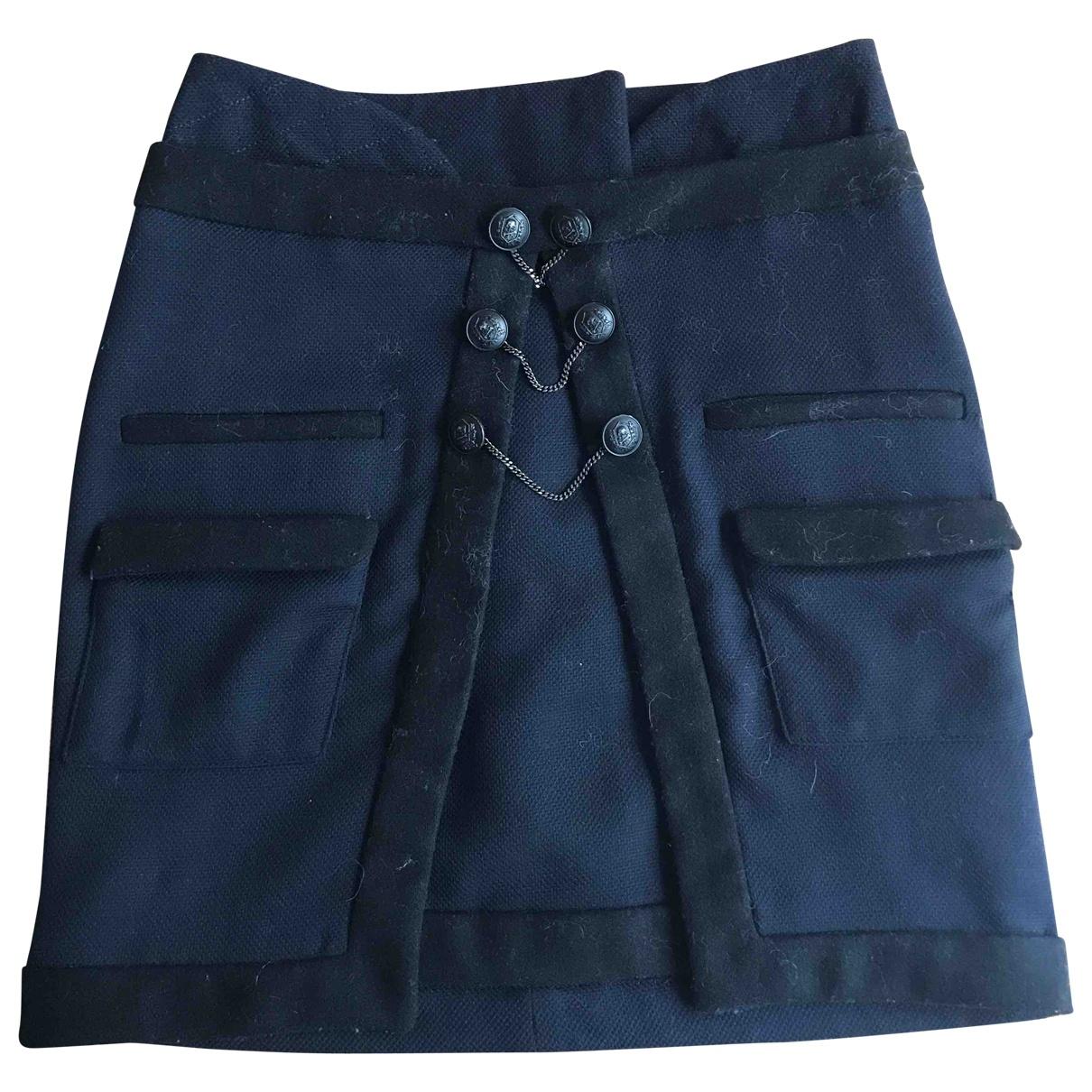 The Kooples \N Navy skirt for Women 36 FR