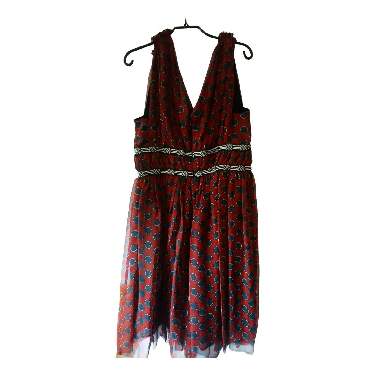 Isabel Marant Etoile \N Multicolour Silk dress for Women 36 FR