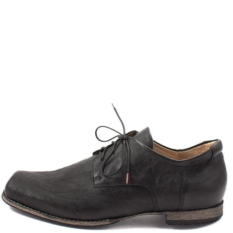Think, 88690 Guru Men's Lace-up Shoes, black Größe 40
