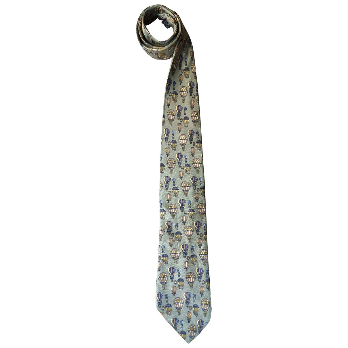 Gucci \N Silk Ties for Men \N