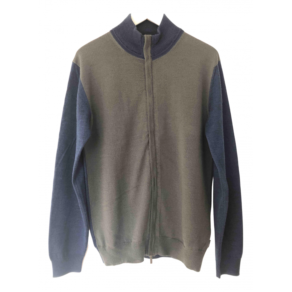 Armani Collezioni \N Pullover.Westen.Sweatshirts  in  Bunt Wolle