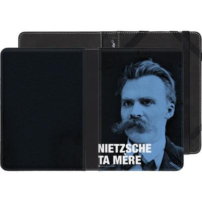 tolino page eBook Reader Huelle - Nietzsche Ta Mere von Fists Et Lettres