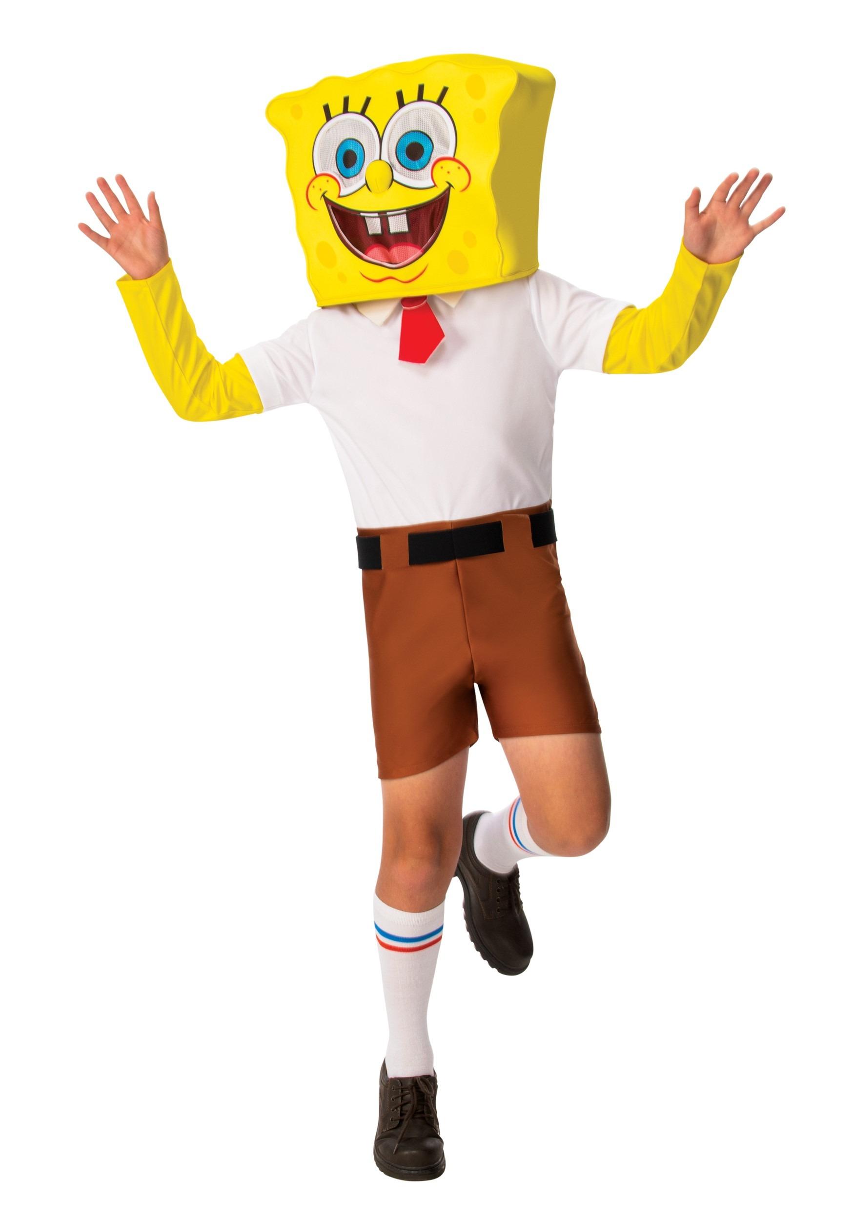 Child SpongeBob SquarePants Costume