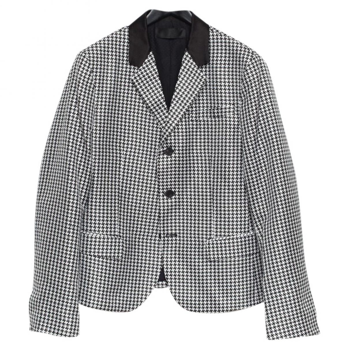 Haider Ackermann \N White Cotton jacket  for Men L International