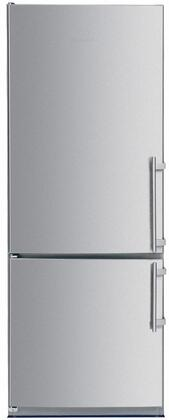 CS1400L 30 Star K  Energy Star Bottom Freezer Refrigerator with 12.8 cu. ft. Capacity  SuperCool  SuperFrost  FrostSafe and 2 Compressors  in