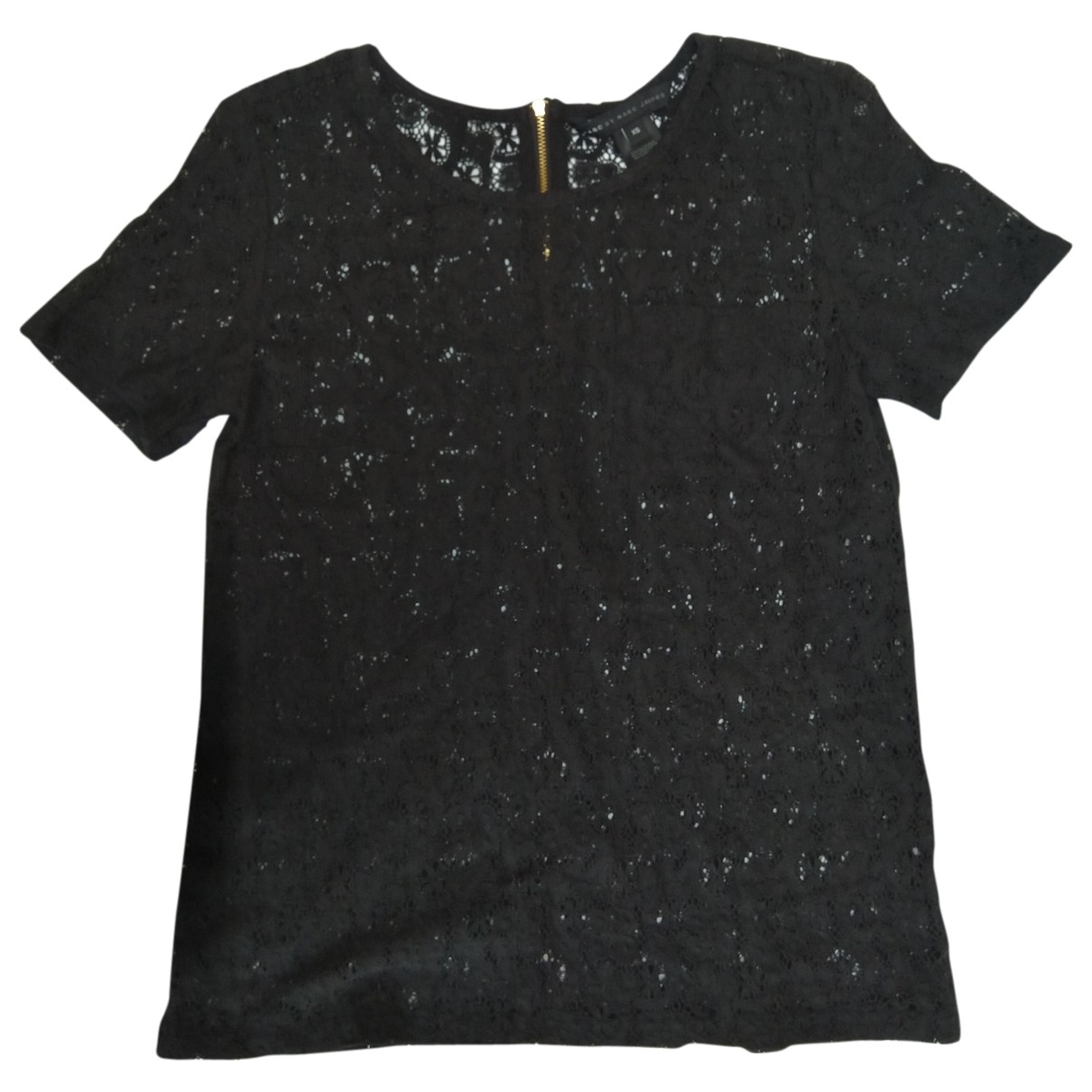 Marc By Marc Jacobs \N Black Cotton  top for Women XS International