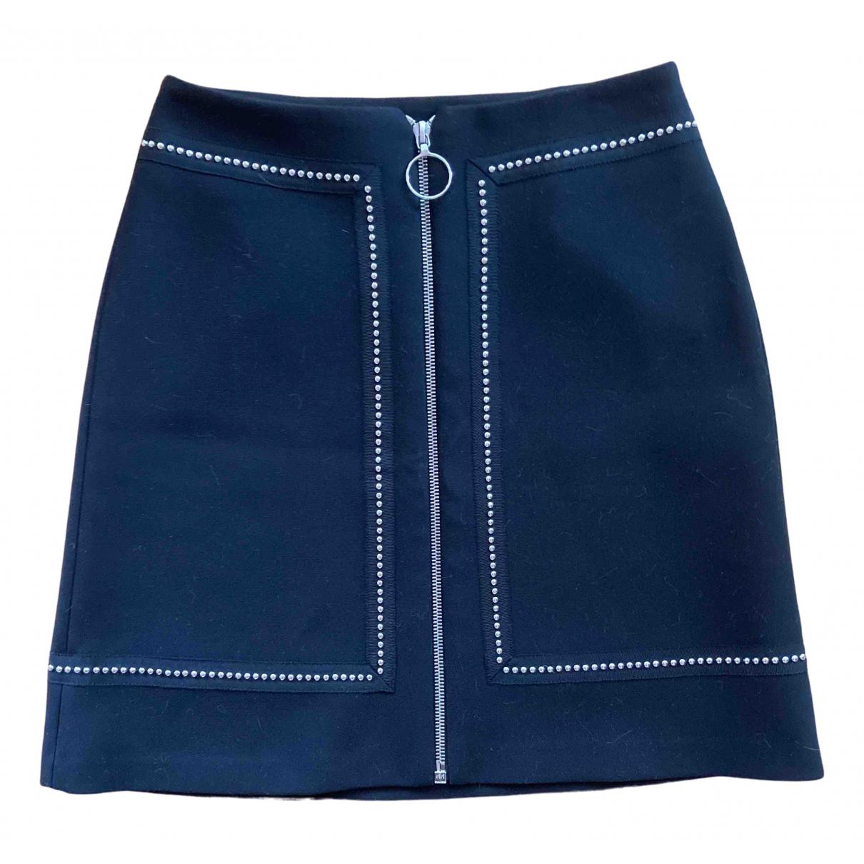 Maje Spring Summer 2020 Black skirt for Women 34 FR