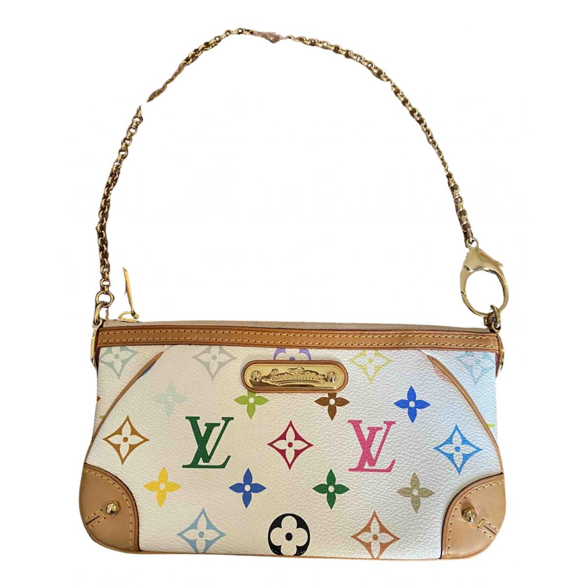 Louis Vuitton N Multicolour Cloth Clutch bag for Women N