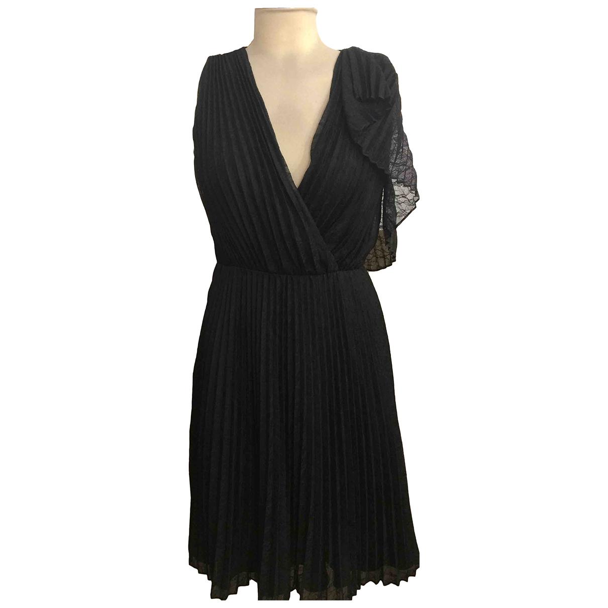 Philosophy Di Alberta Ferretti \N Black Lace dress for Women 40 IT