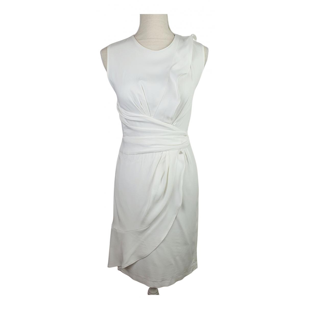 Elisabetta Franchi N White dress for Women 42 IT