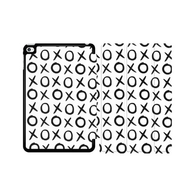 Apple iPad mini 4 Tablet Smart Case - Love XO White von Amy Sia