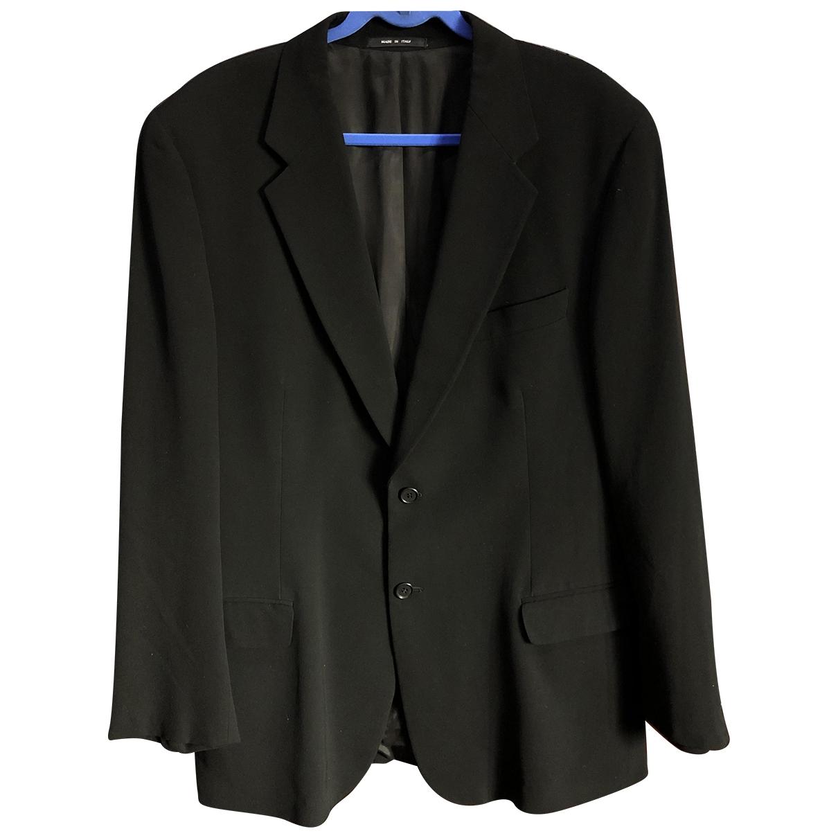 Emporio Armani - Costumes   pour homme - noir