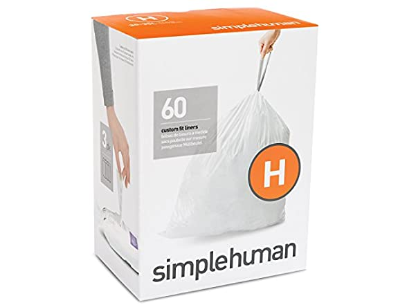 Simplehuman Liners