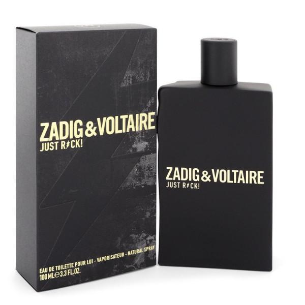 Just Rock - Zadig & Voltaire Eau de toilette en espray 100 ML