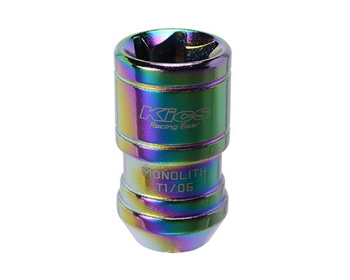Project Kics Monolith T1/06 Neochro 12x1.25 Replacement Lug Nut