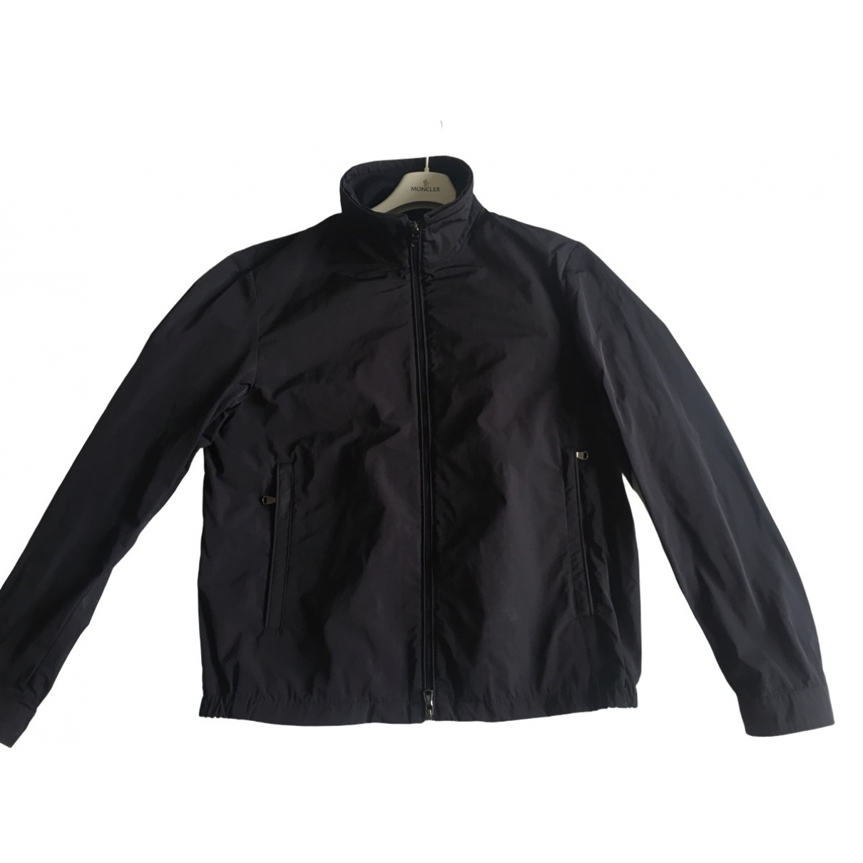 Moncler Classic Navy jacket  for Men L International