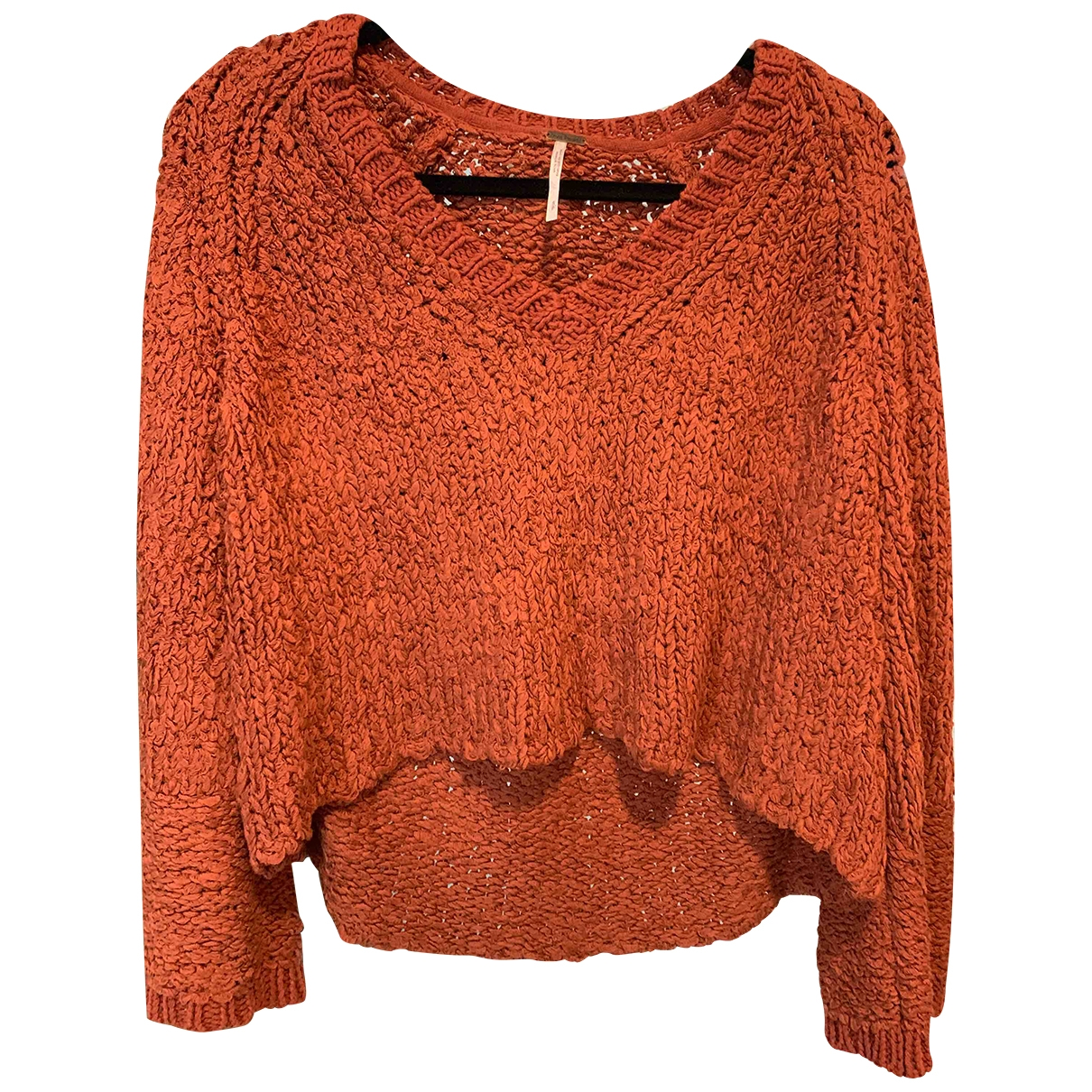 Free People \N Pullover in Baumwolle