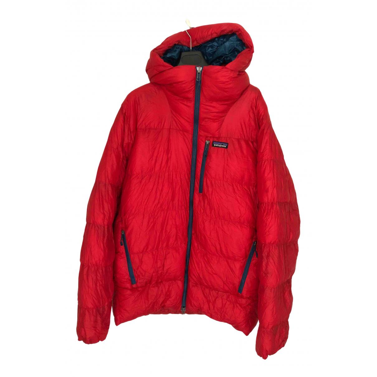 Patagonia \N Jacke in  Rot Polyester