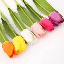 1 Branch Artificial Tulip