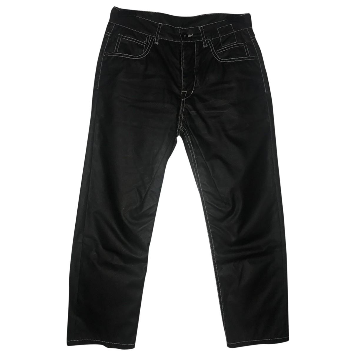 Rick Owens Drkshdw \N Black Trousers for Women One Size IT