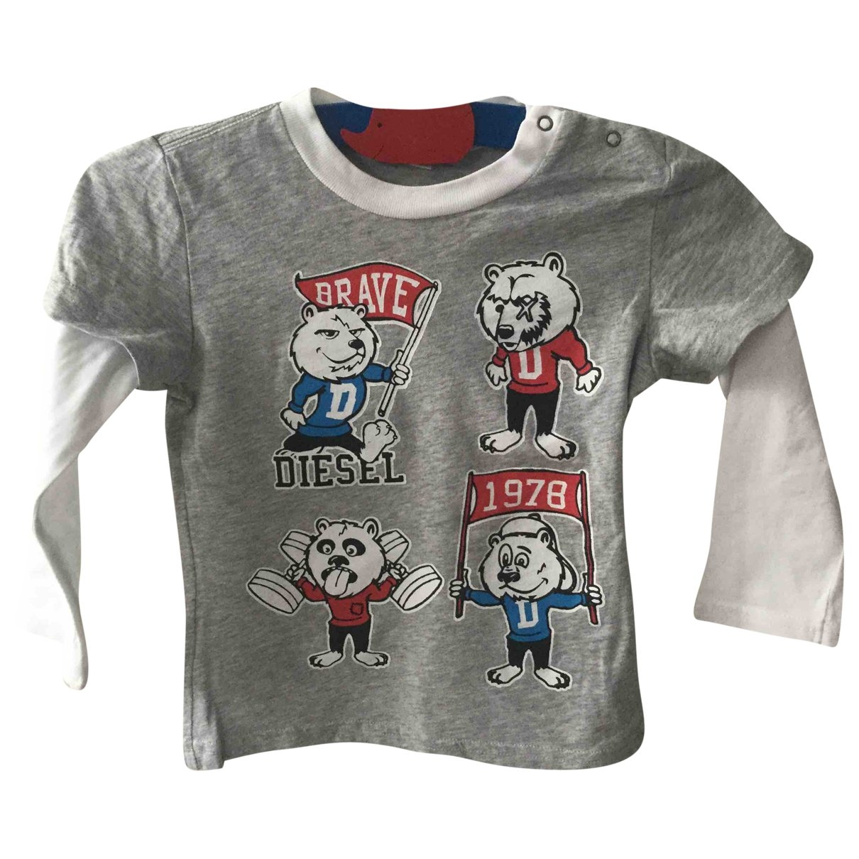 Diesel \N Multicolour Cotton  top for Kids 2 years - until 34 inches UK