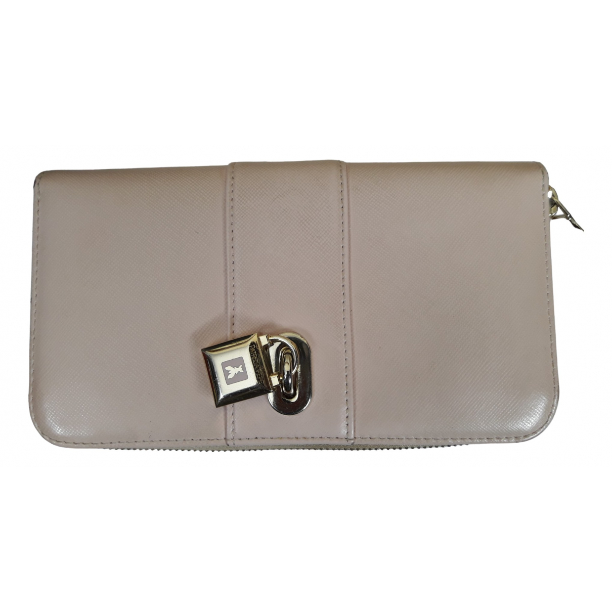 Patrizia Pepe \N Pink Leather wallet for Women \N