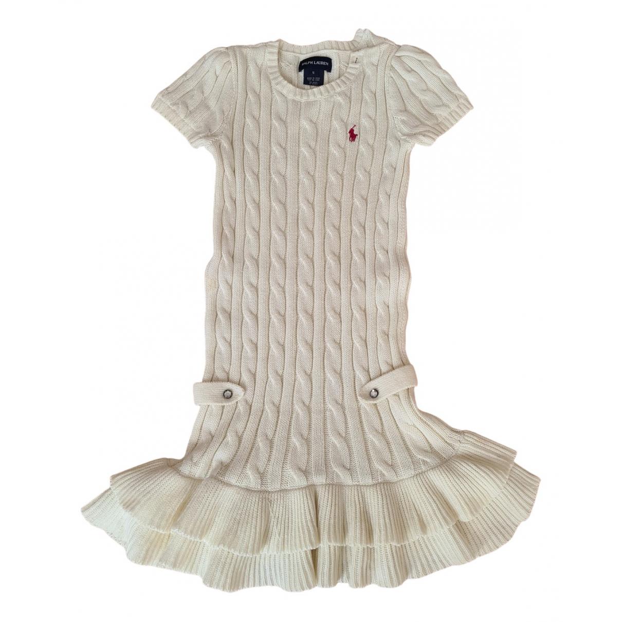 Ralph Lauren \N Kleid in Baumwolle