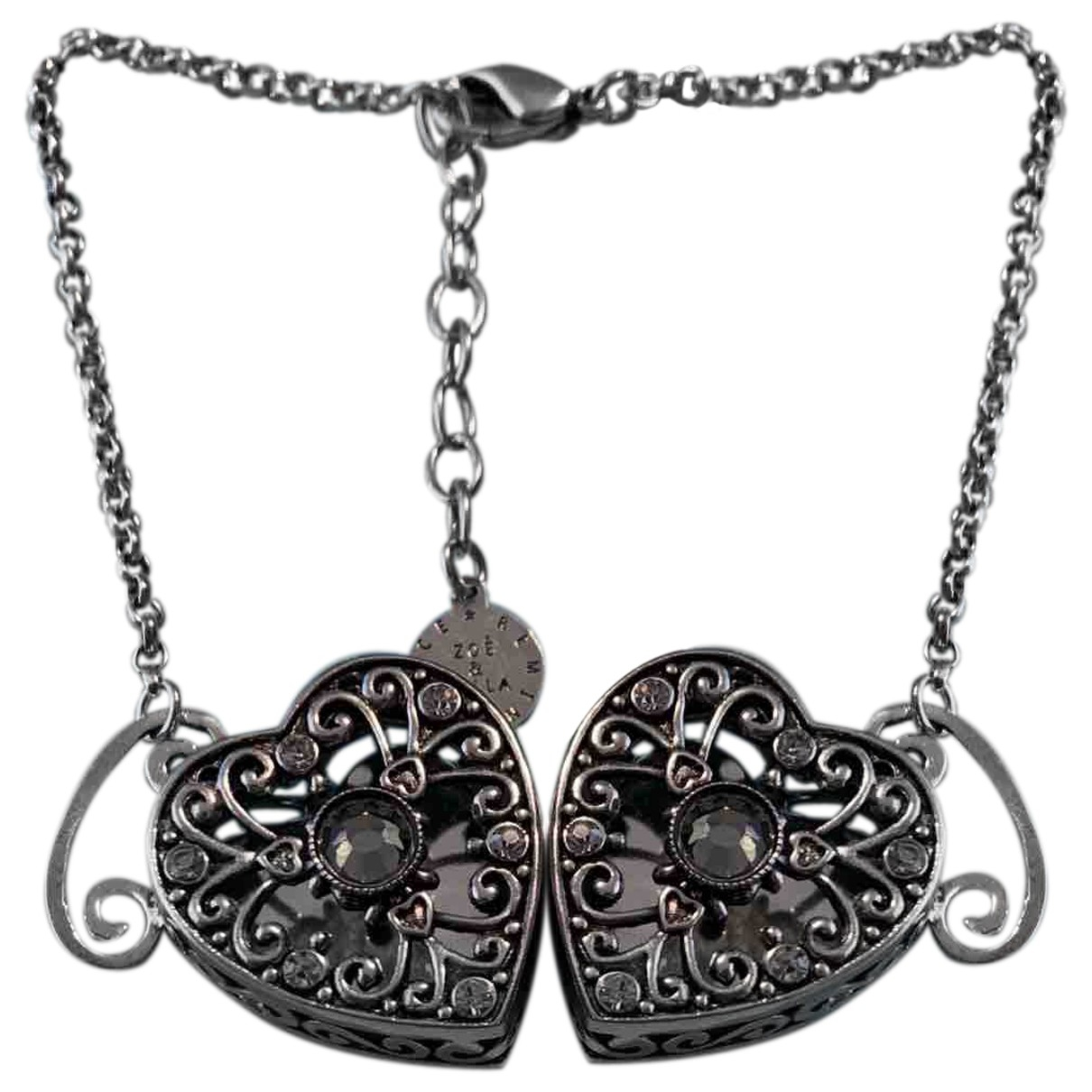 Reminiscence \N Kette in  Silber Metall