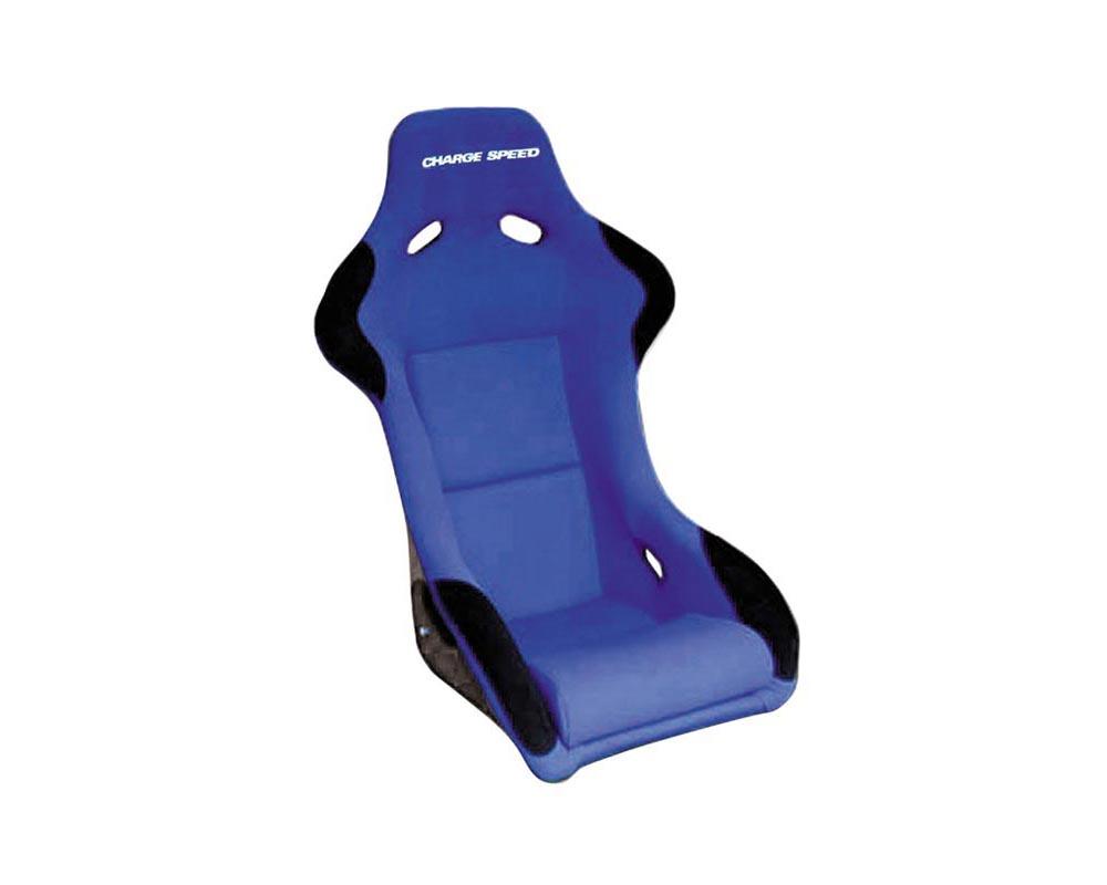 Charge Speed Racing Seat Sport Type Kevlar Blue (Japanese Kevlar)