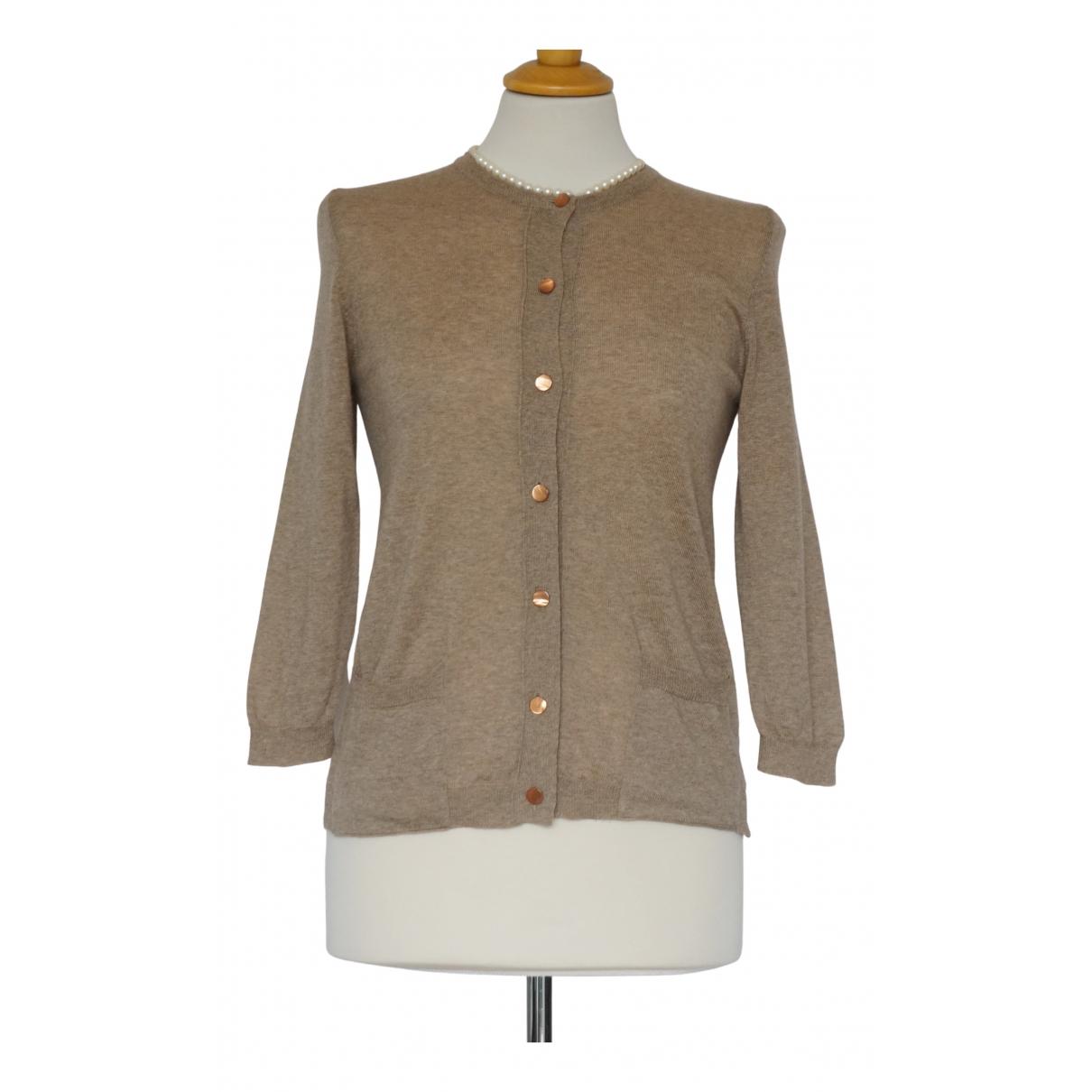 Jean Paul Gaultier N Beige Wool Knitwear for Women S International