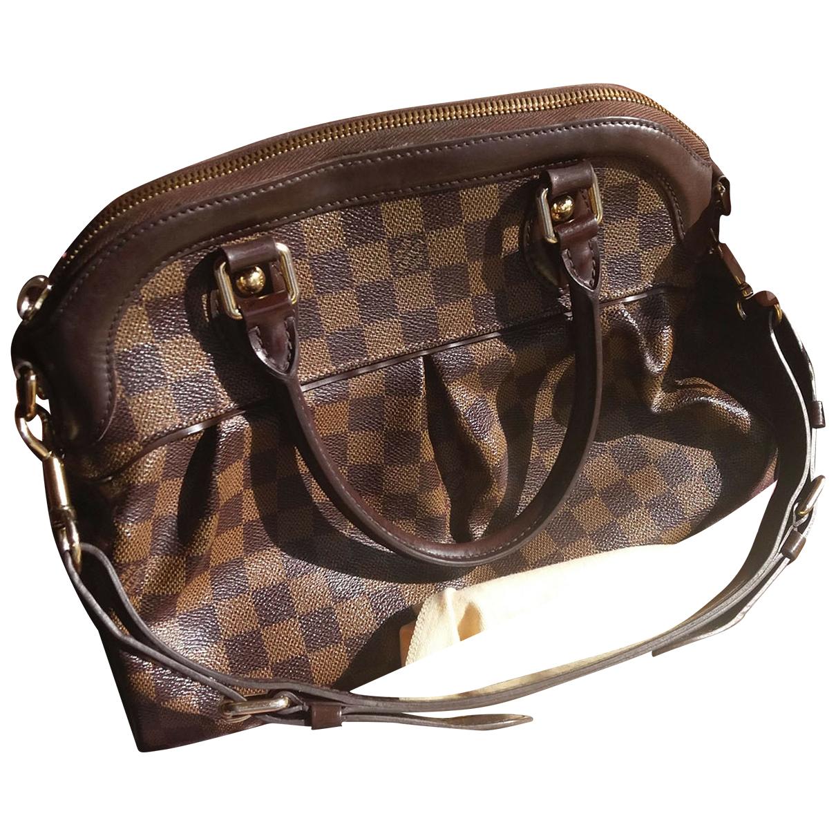 Bolso  Trevi de Lona Louis Vuitton